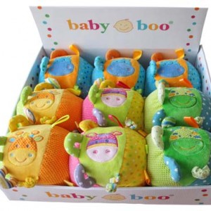 Taggy Activity Balls - Baby Boo