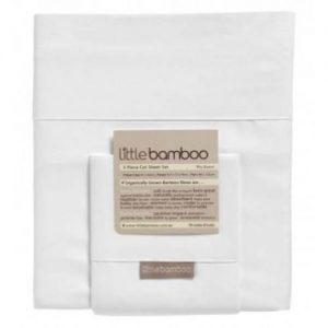 Bassinet Sheet Set - The Little Linen Company