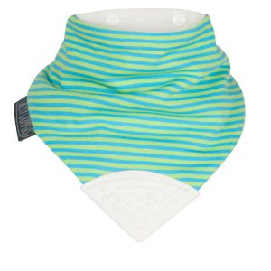 Uni Stripe Neckerchew Bibs - Cheeky Chompers