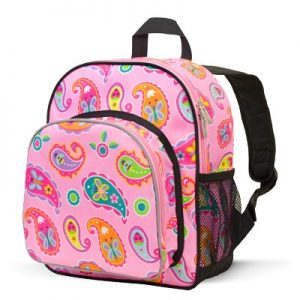 Toddler Backpack Paisley Dreams - Olive Kids