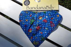 Space Bandana Bib - DryBib