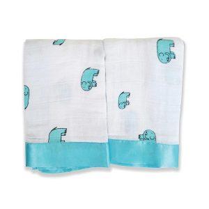 Elephant Security Blanket - Aden & Anais
