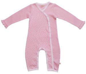 Kimino Growsuit Pink - Tiny Twig