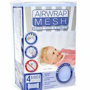 Airwrap Mesh 4 Sides - The Little Linen Company