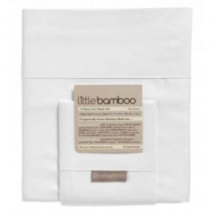 Bassinet Sheet Set - The Little Linen Company