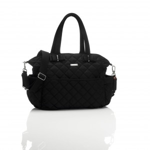 Bobby Quilted Nappy Bag - Storksak