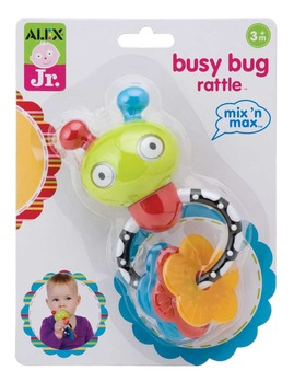 Busy Bug Rattle - Alex