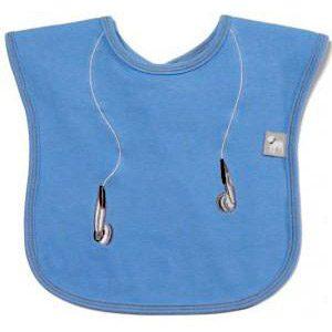 Headphone Bib - Frenchie Mini Couture