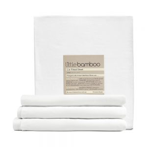 Cot Fitted Sheet - The Little Linen Company