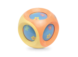 Spinning Chime Ball - Tolo
