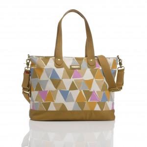 Tote Triangle Nappy Bag - Storksak