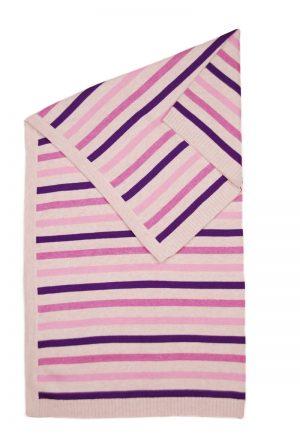 Stripe Blanket - Jujo Baby
