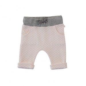Pink Chevron Stripe Pants