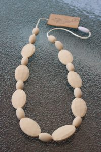 Blonde Beauty Necklace - Bubba Chew