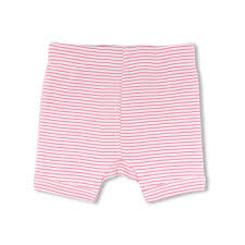 Striped Pink Shorts - Wilson & Frenchy