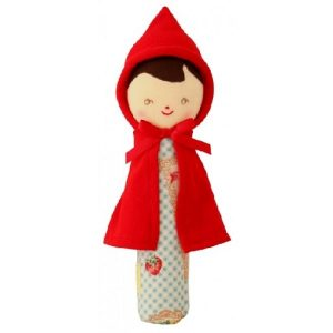 Alimrose Red Riding Squeaker