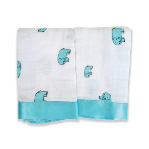 Elephant Security Blanket - Aden & Anais
