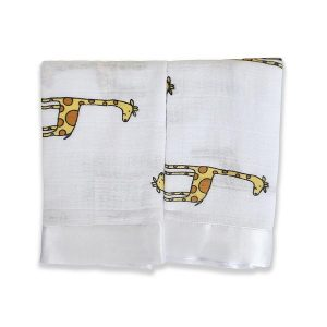 Giraffe Security Blanket - Aden & Anais