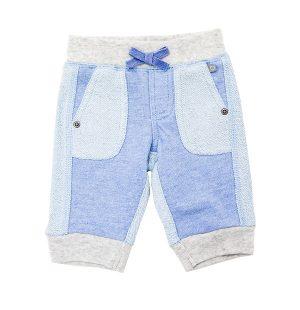 Little Boy's Trackpants - Plum