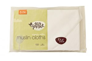 Organic Muslin Cloths - Eco Sprout