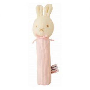 Bunny Squeaker Pink - Alimrose