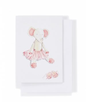 Emme The Elephant Card - Nana Hutchy