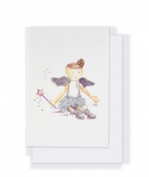 Flutterby Fairy Card - Nana Hutchy