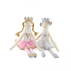 Princess Peaches and Pinky - Nana Hutchy