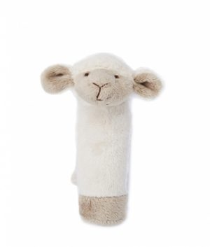 Sophie the Baby Lamb Rattle - Nana Hutchy