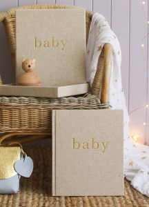 Baby Journal & Box - Write To Me