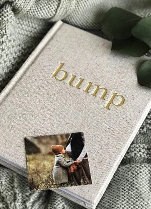 Bump Journal - Write To Me