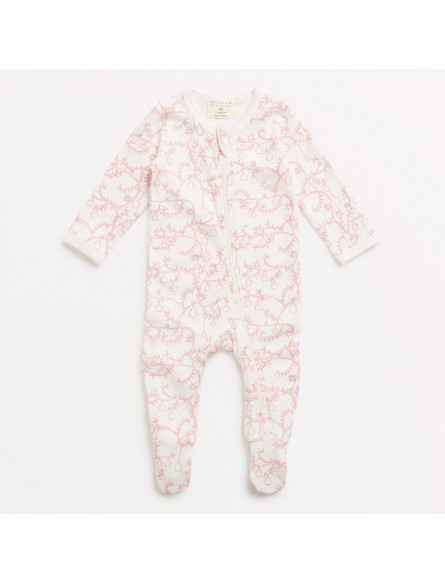 Little Girl's All-In-One Romper - Wilson & Frenchy