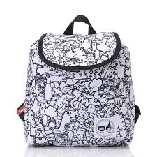 Zip and Zoe Washable Backpack Dino - Babymel