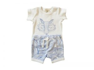 Little Boys Tee Shirt and Shorts Set - Wilson & Frenchy