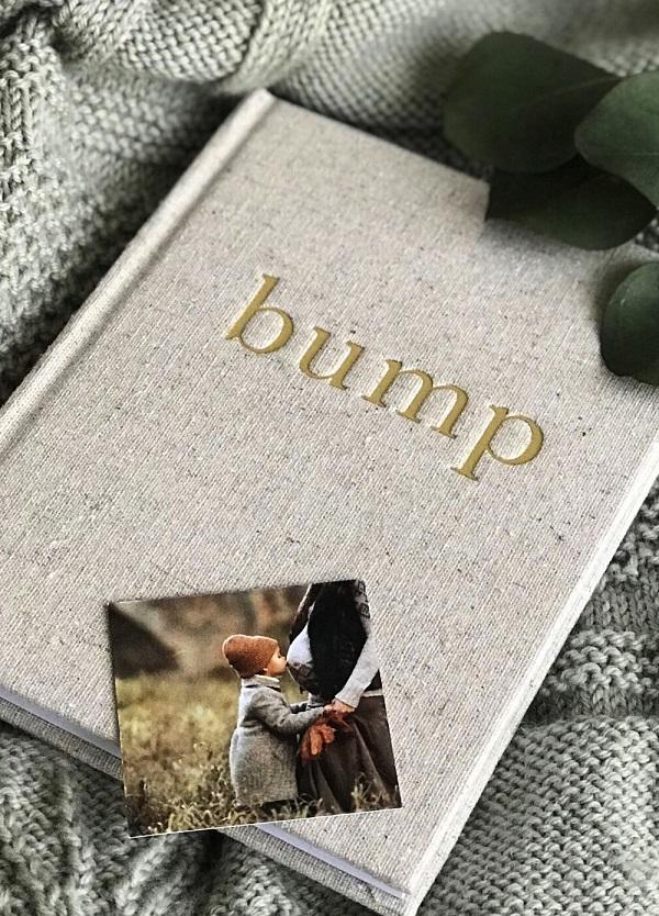 Bump Journal - Write To Me