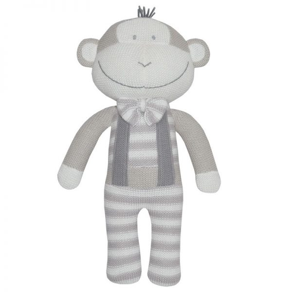 Cheeky Max The Monkey Soft Toy - Living Textiles