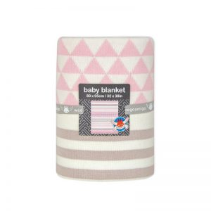 Journee Cotton Blanket - Helsinki - Weegoamiga